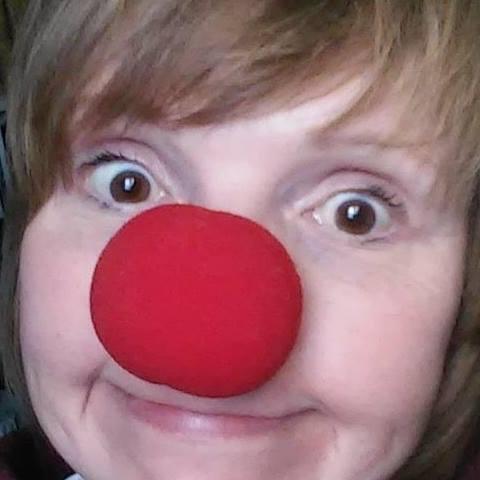 Foto Petra Clownsnase
